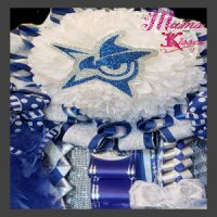garter mum for homecoming