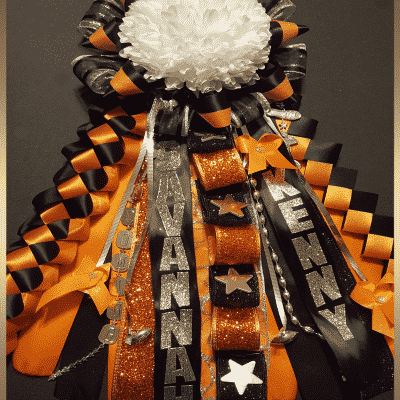 Pee Wee Garter - Homecoming Mum