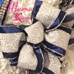 Add Custom Loni Bow to Centerpiece