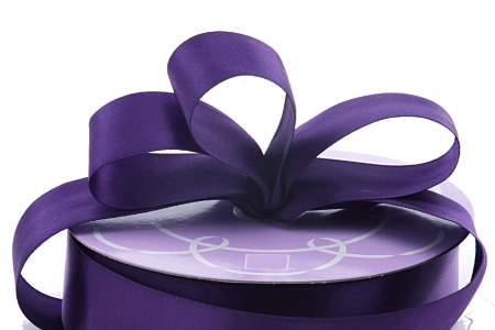 Deep Purple Ribbon
