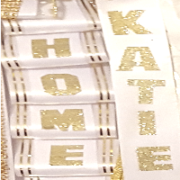 Sticker Letters (Included)