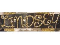 Custom Cut Name