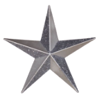 Add Silver Star to Centerpiece
