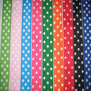 Poka Dot Ribbon